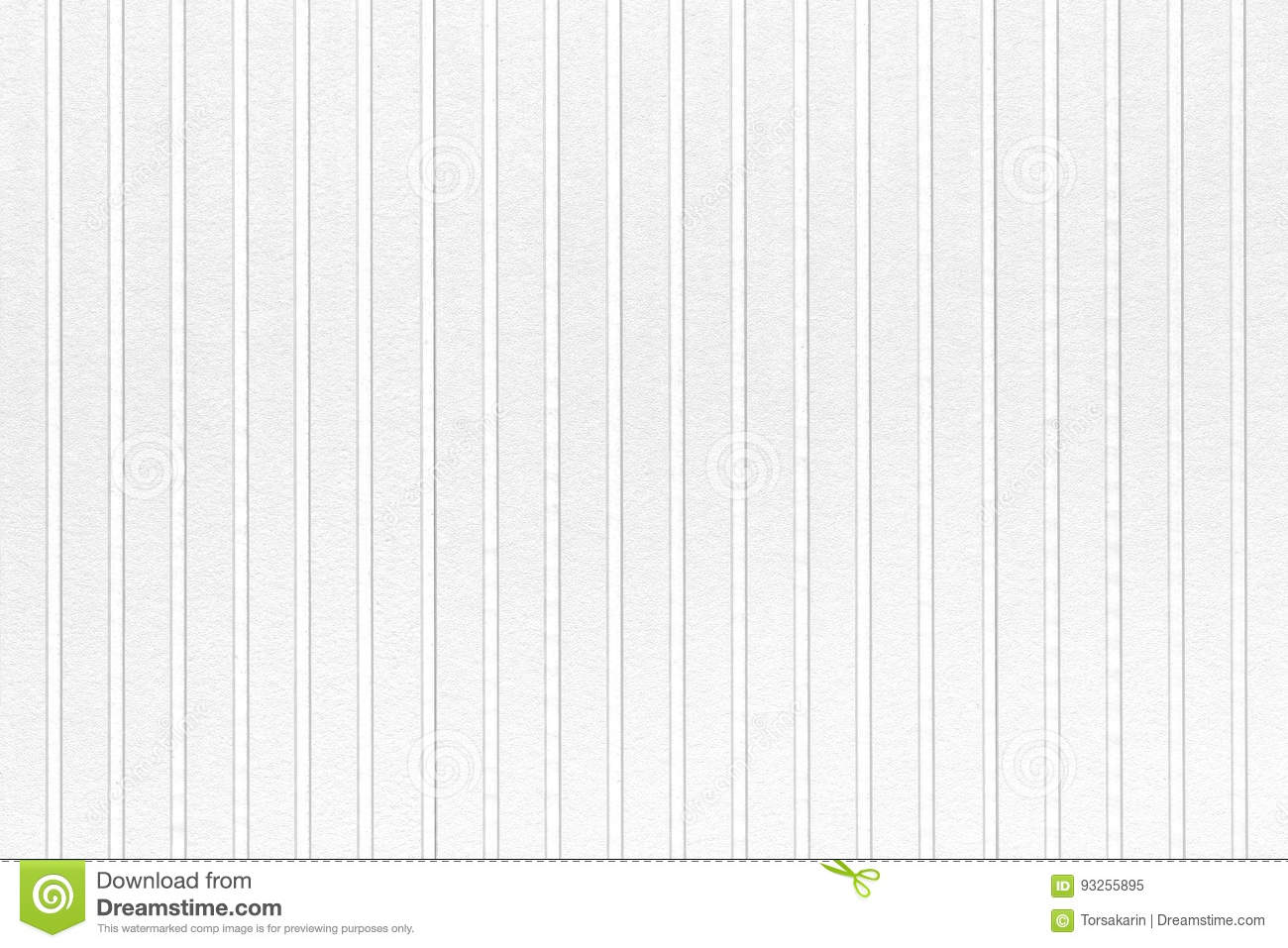 White Corrugated Metal Texture Stock Image Image Of