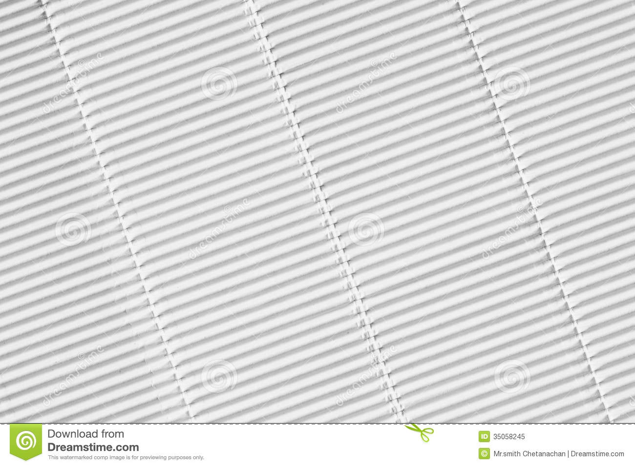 White Corrugated Paper Royalty Free Stock Photo - Image ...