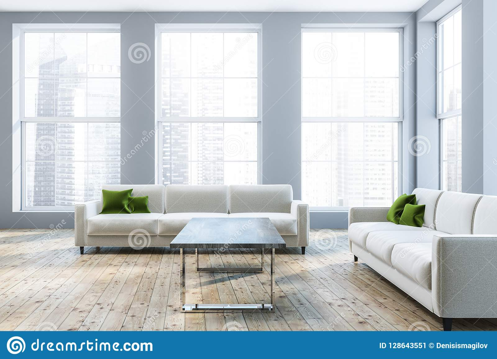 Swell White Couches In White Living Room Interior Stock Gamerscity Chair Design For Home Gamerscityorg