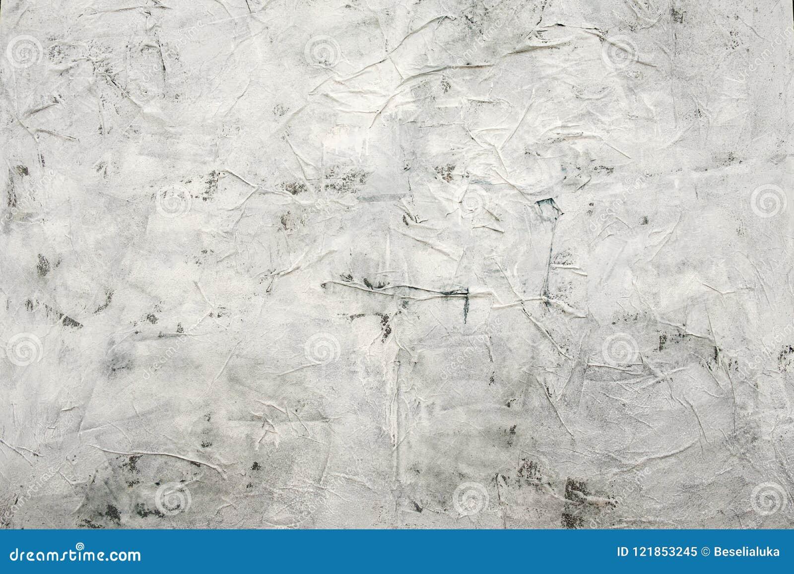 Crumpled wall background