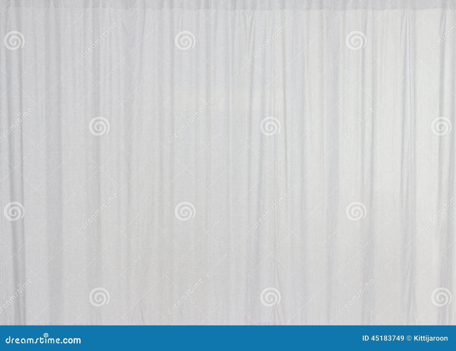 White Curtain Texture