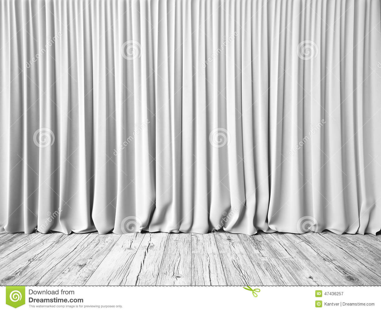 Image Result For White Stage Curtains