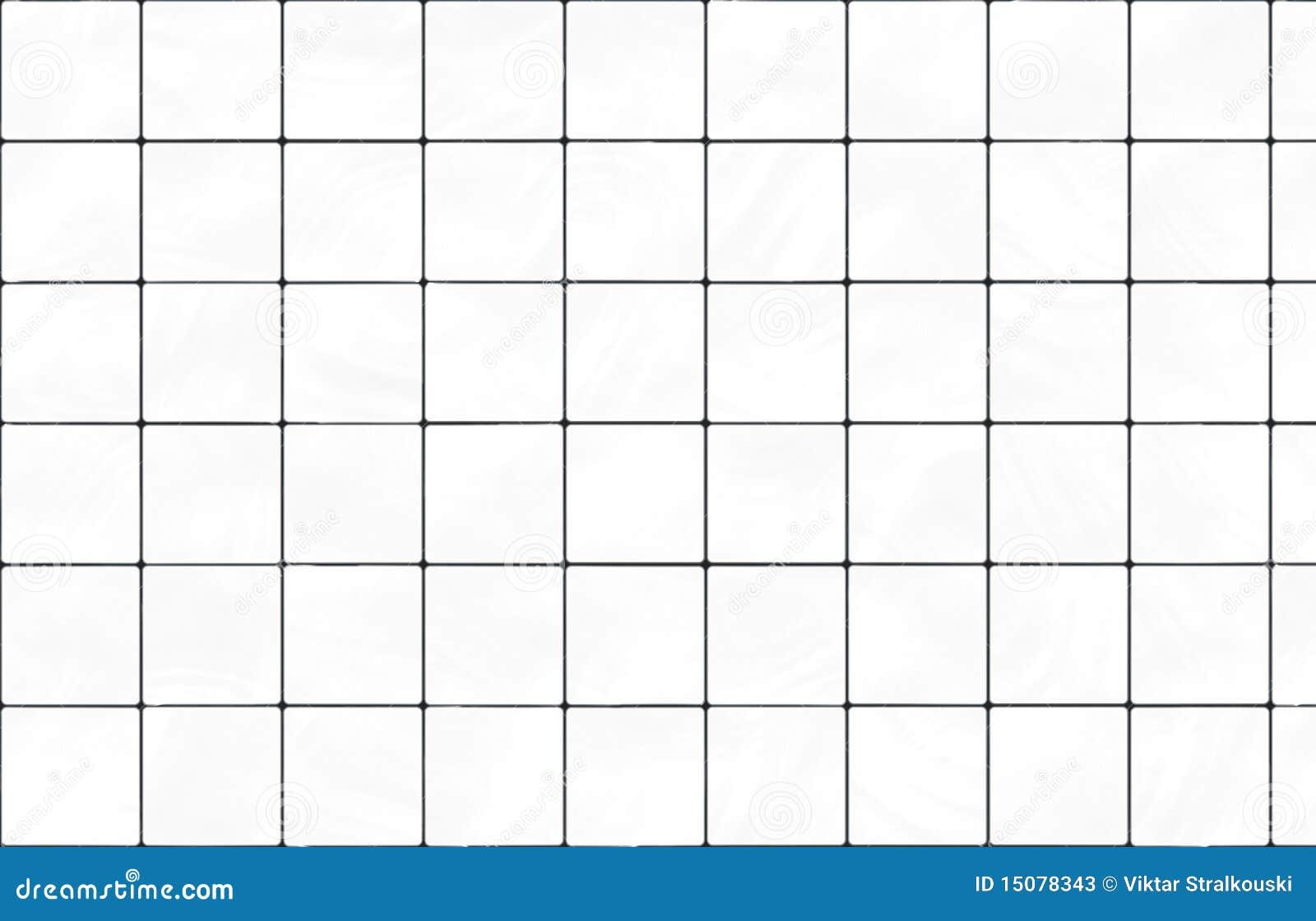 White Decorative Ceramic Tiles Stock Photos Image 15078343