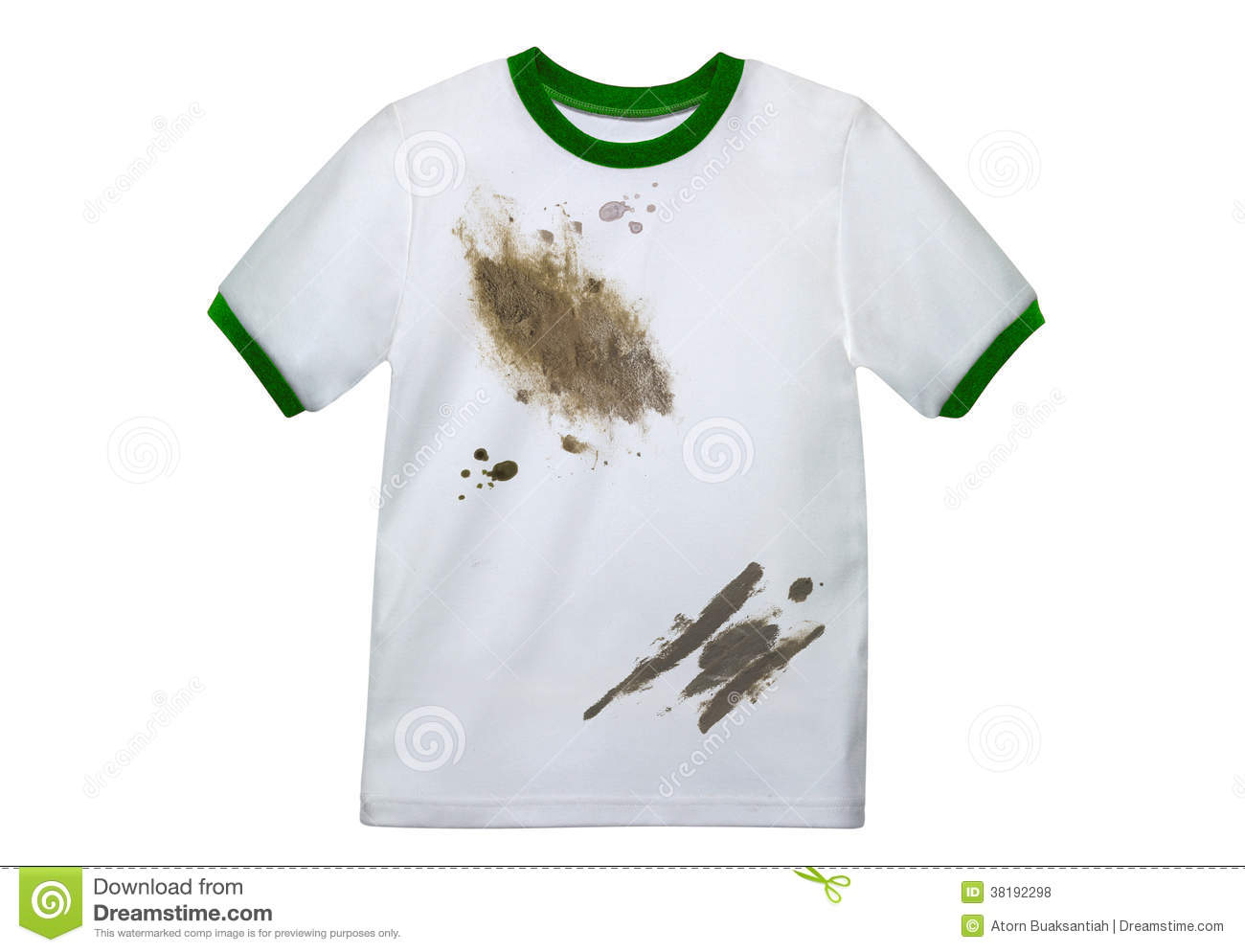 White dirty clean shirt isolated royalty free stock photos for How to hand wash white shirt