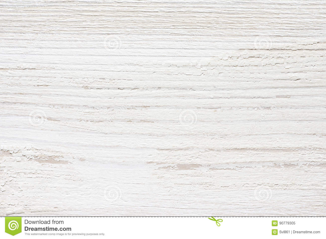 Download White Distressed Wood Texture Stock Image