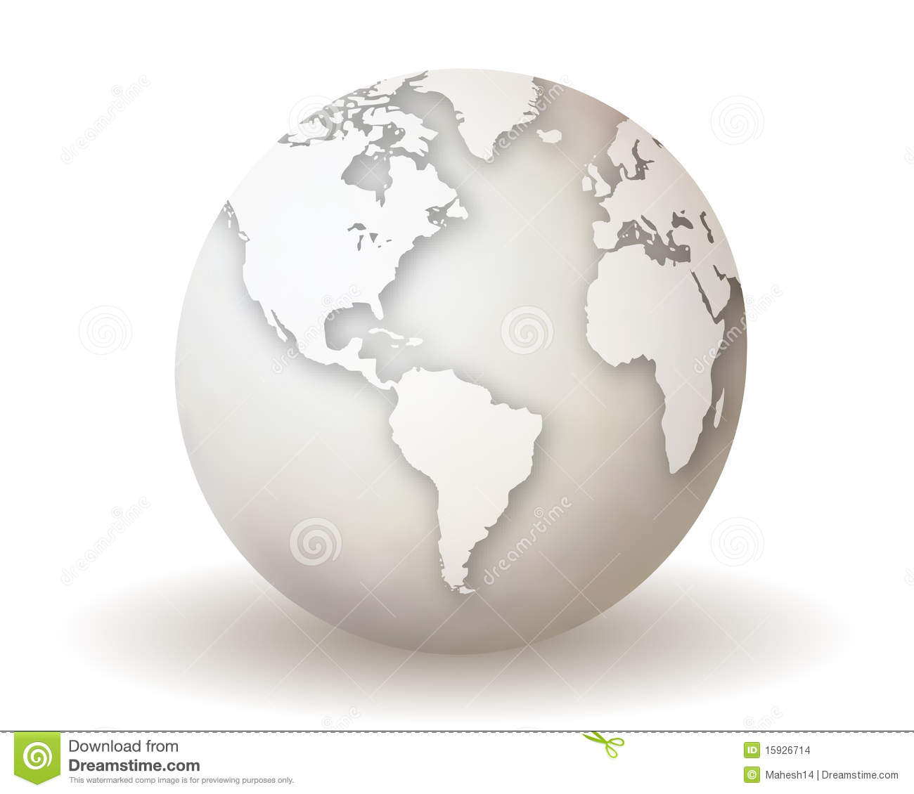 White Earth Stock Images - Image: 15926714