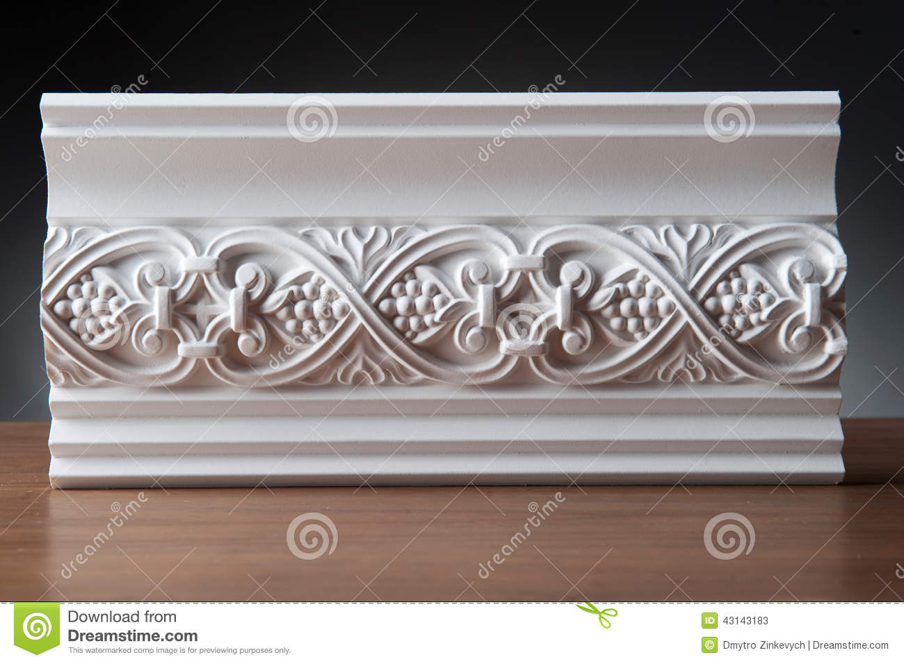 Elements Of Interior Design And Decoration white elements of interior decoration, wall design stock photo