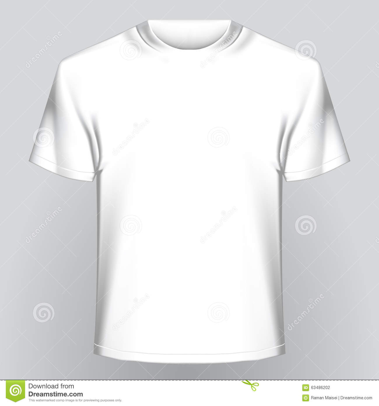 White t shirt eps - Black T Shirt Eps White Empty T Shirt Stock Vector