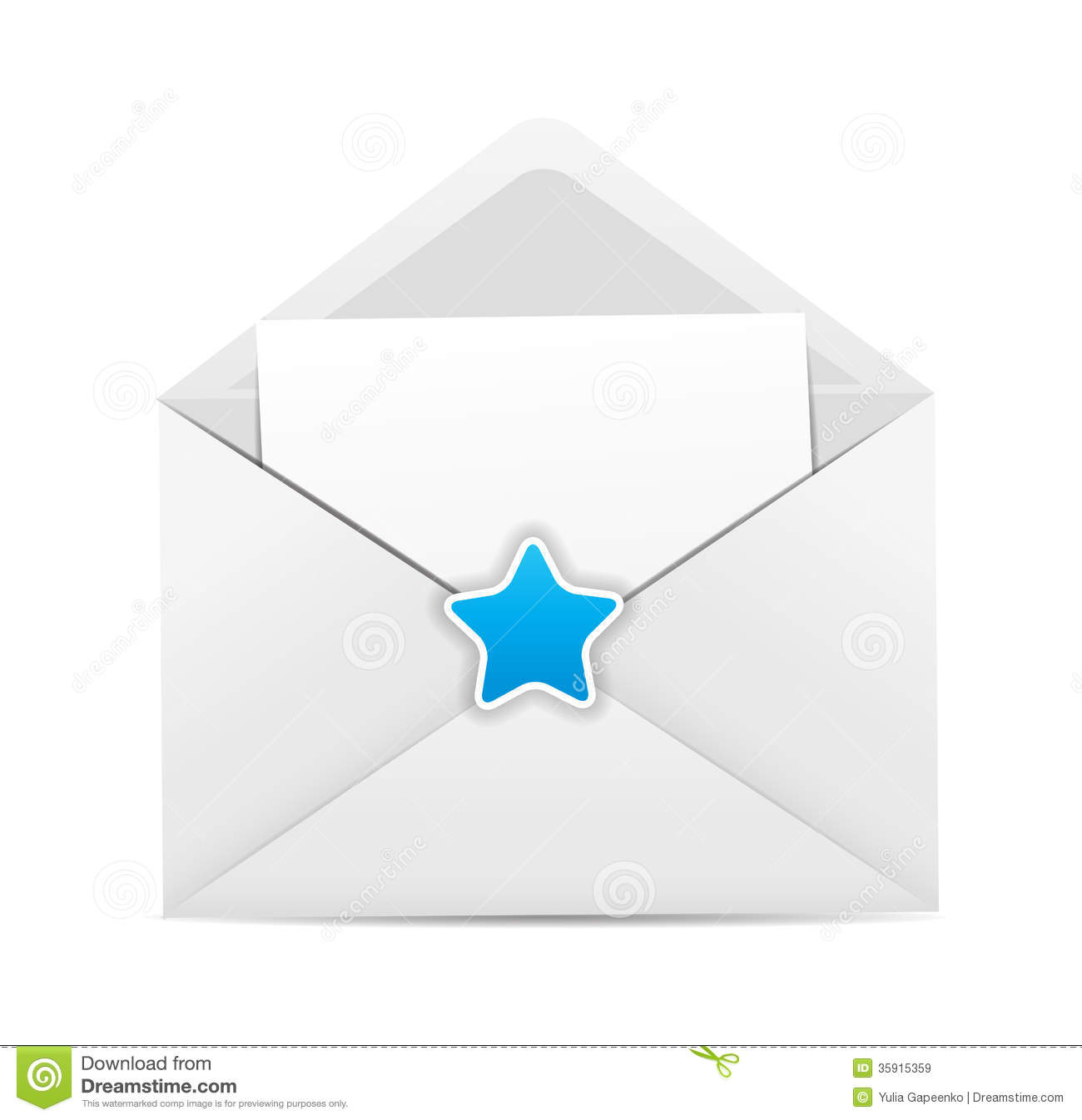white envelope icon star vector illustration royalty white envelope icon star vector illustration royalty stock images