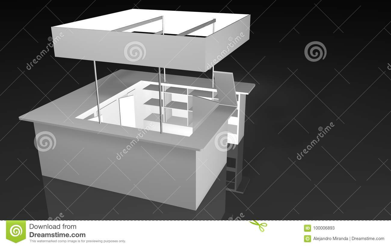 Exhibition Stand Sketch : Modular exhibition stand systems rock solid exhibitions