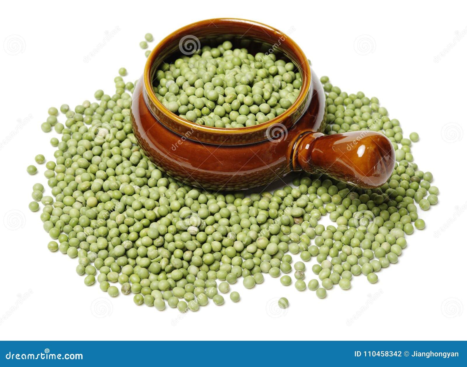 White för fröskida för ärtor för bakgrundskulor grön