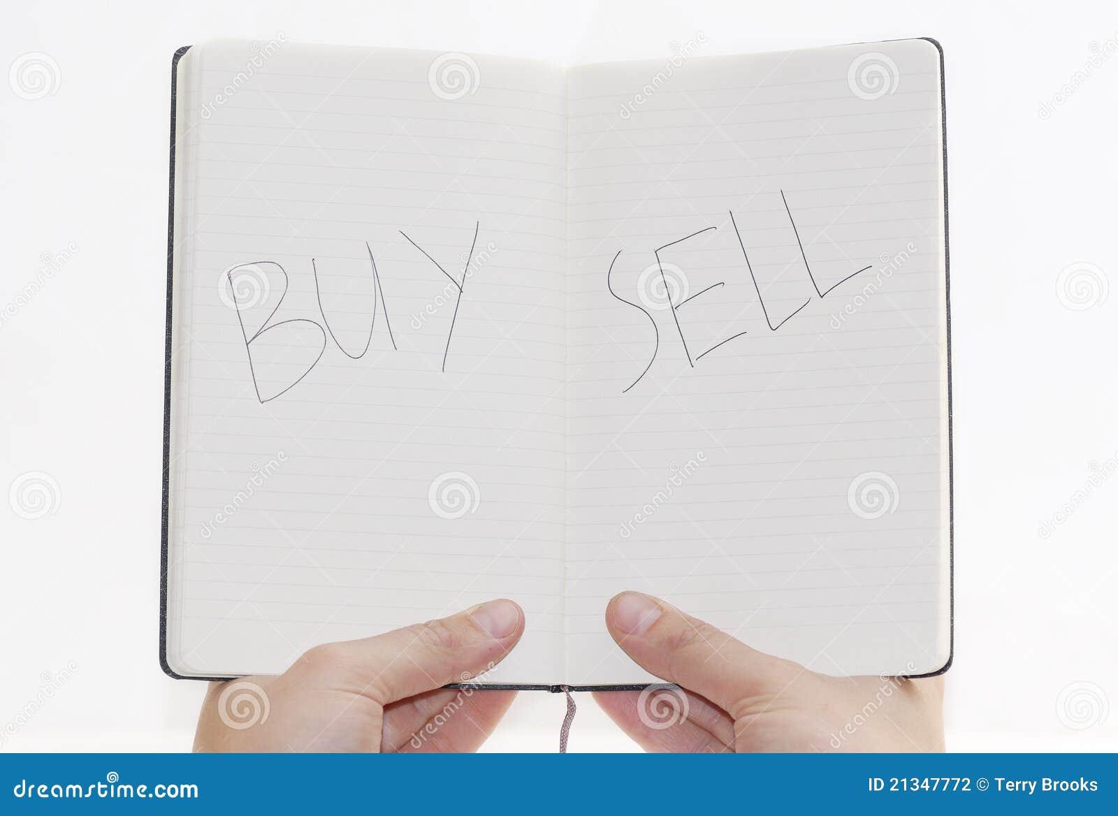 White för sell för anteckningsbok för bakgrundsbuyval