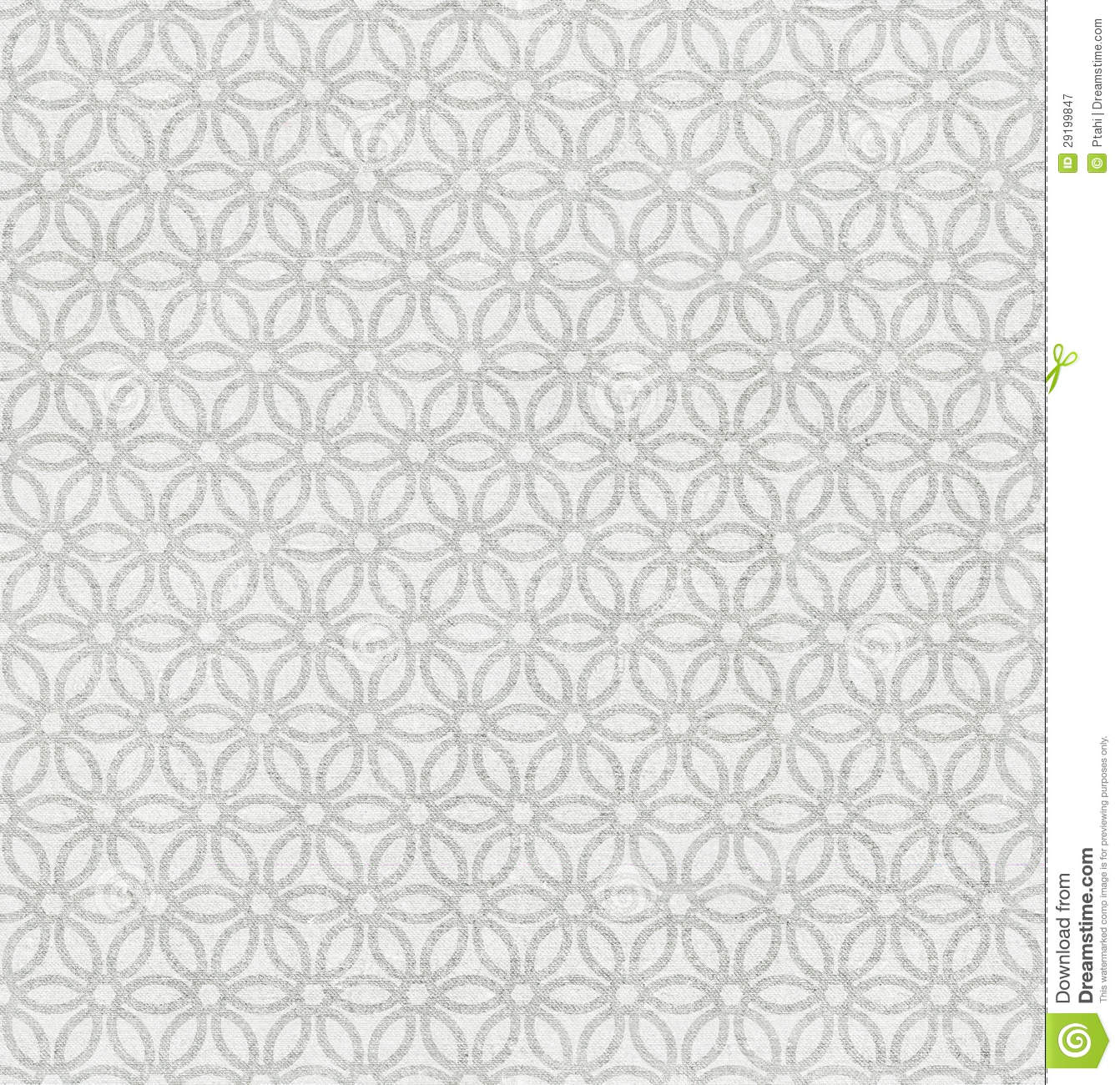 White Fabric Seamless Pattern Stock Image Image Of Simple Linen