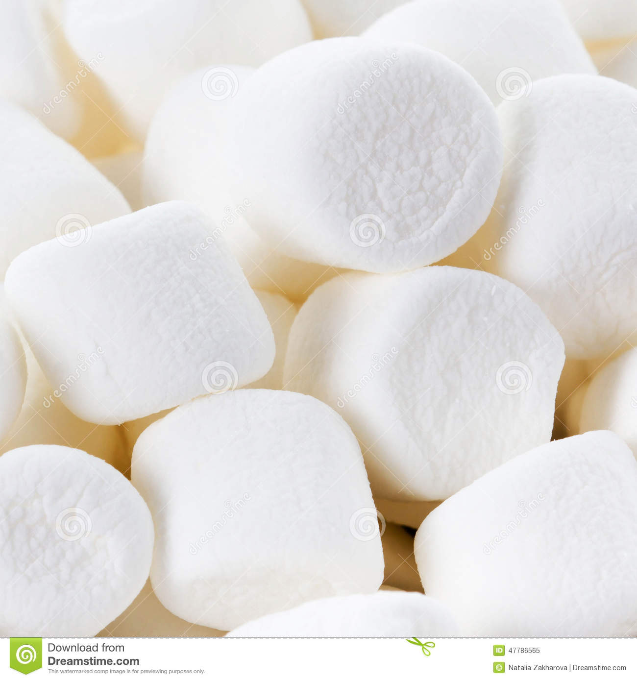 candies, food, marshmallow, white - image #194448 on Favim.com