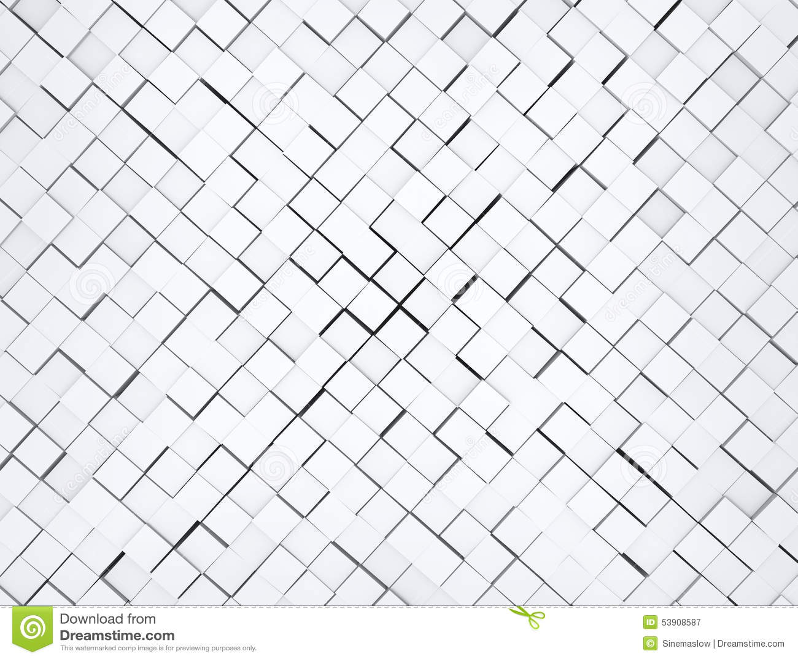 White Frames Wallpaper Background Stock Illustration - Illustration ...