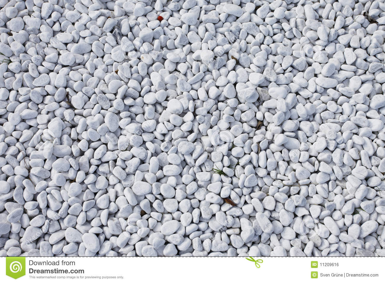 white gravel royalty free stock image image 11209616