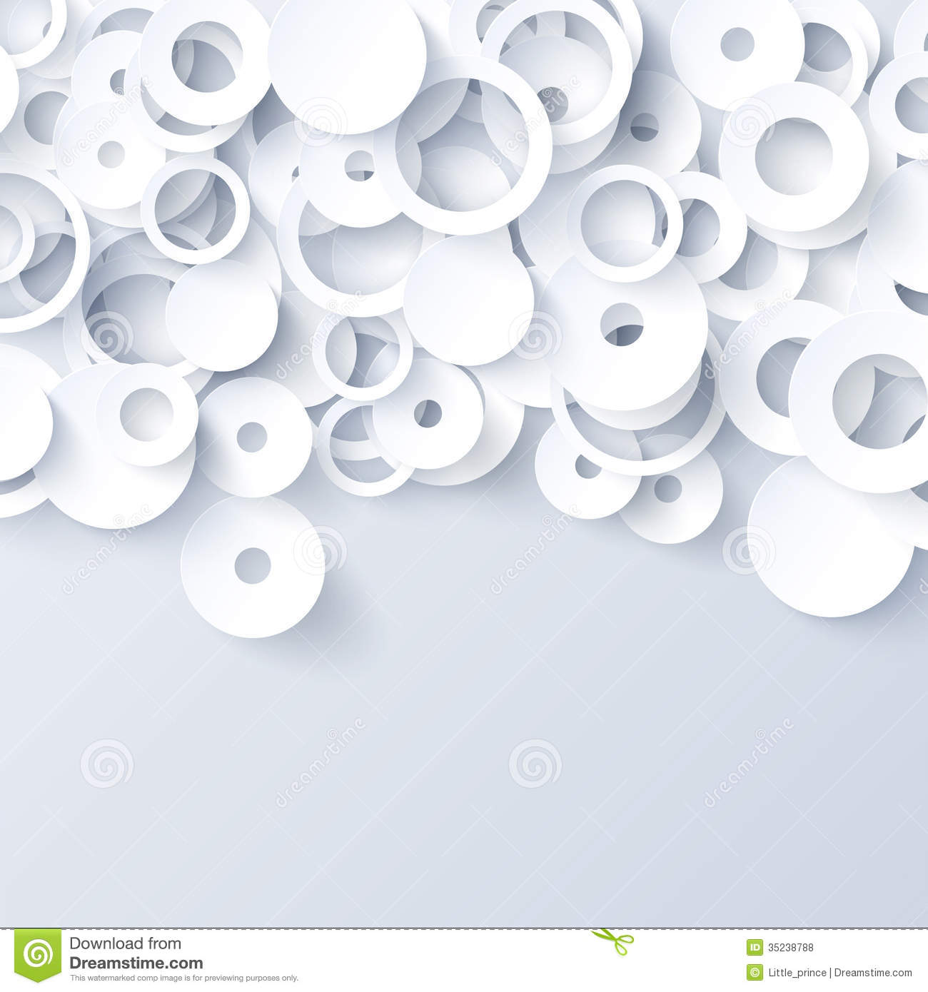 White and gray 3d paper abstract background stock vector for 3d paper wallpaper