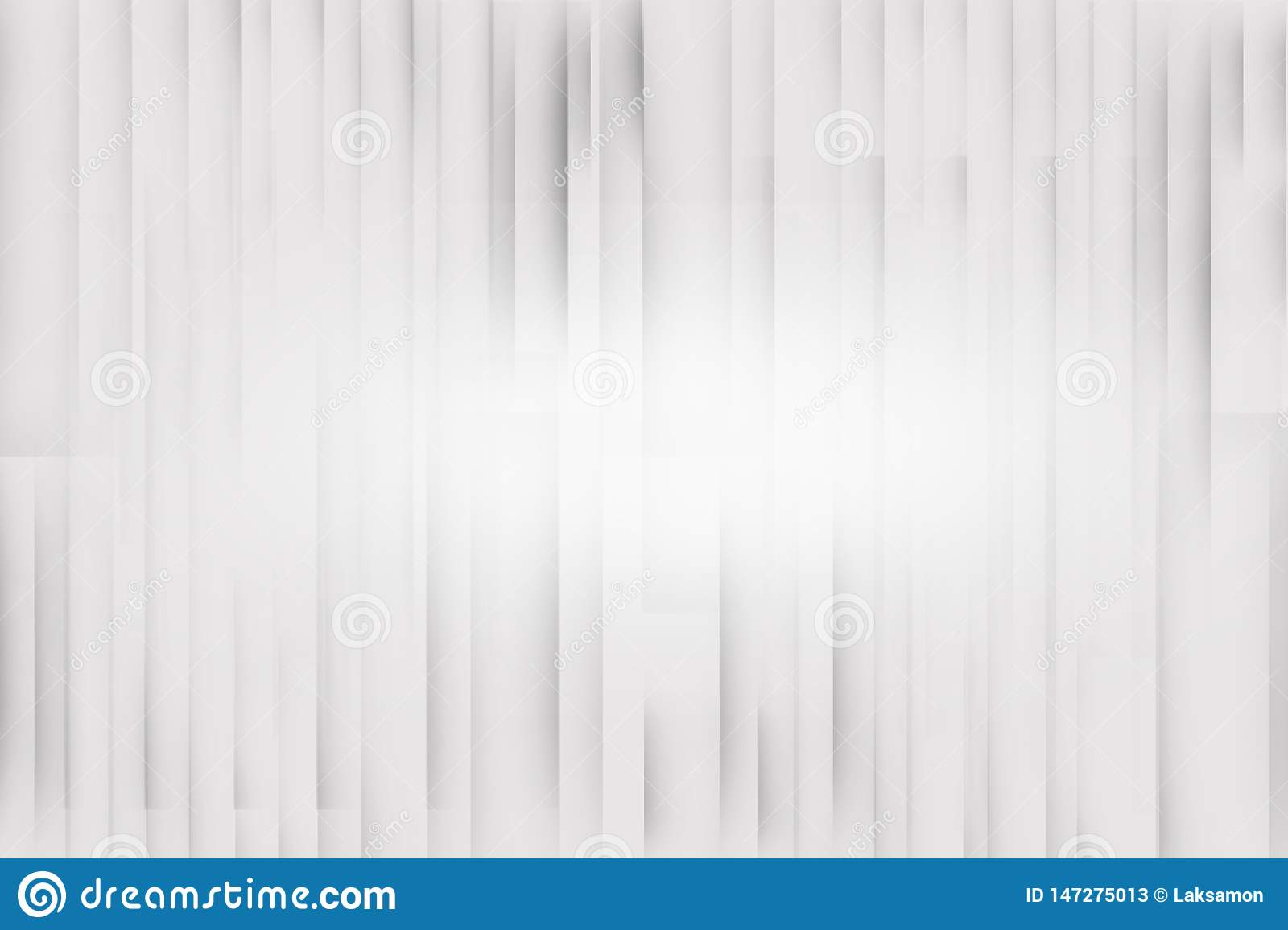 White and gray Silver curved square line abstract background,business card background