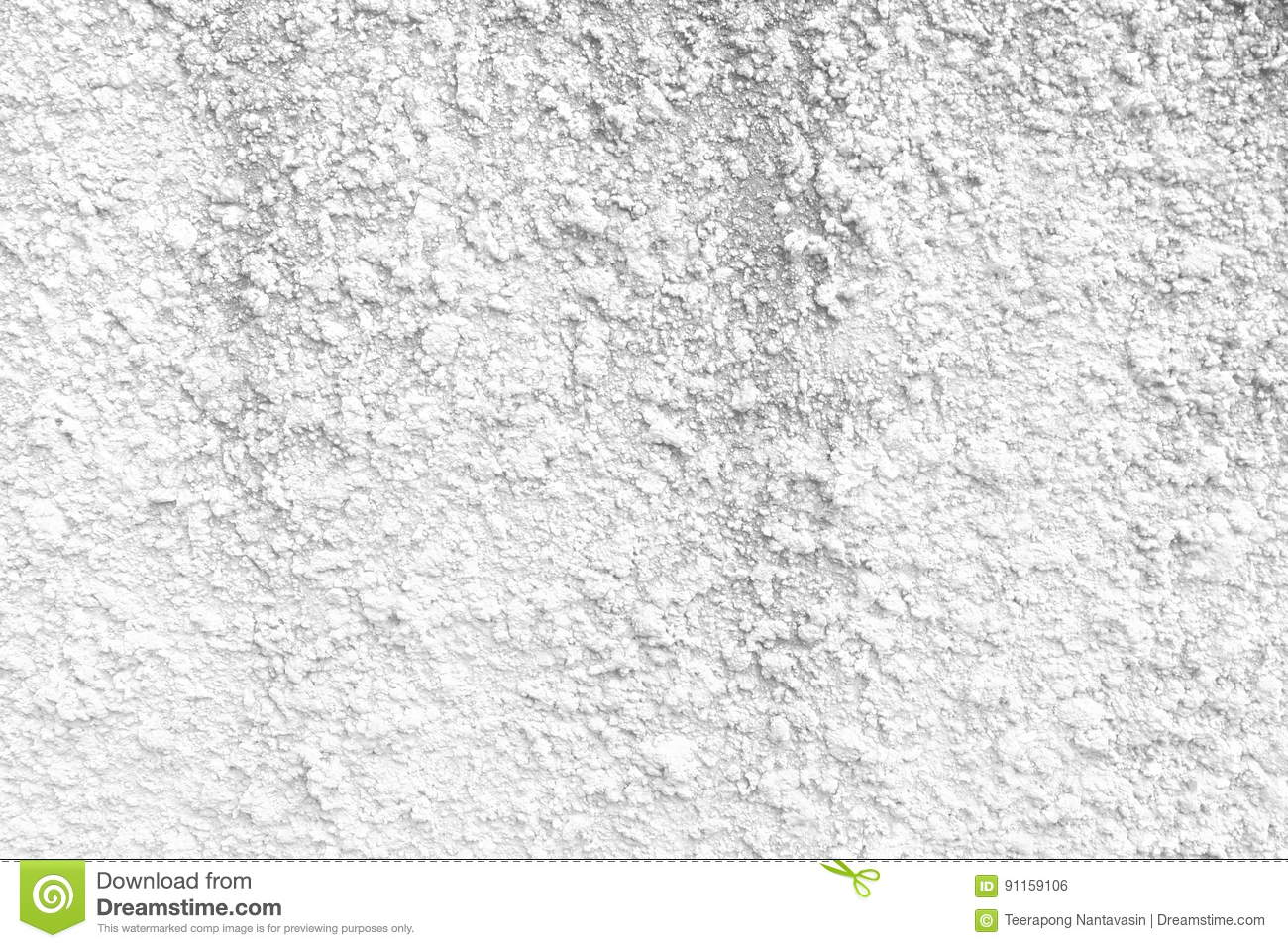 White Grunge Concrete Wall Background. Stock Photo - Image of ...
