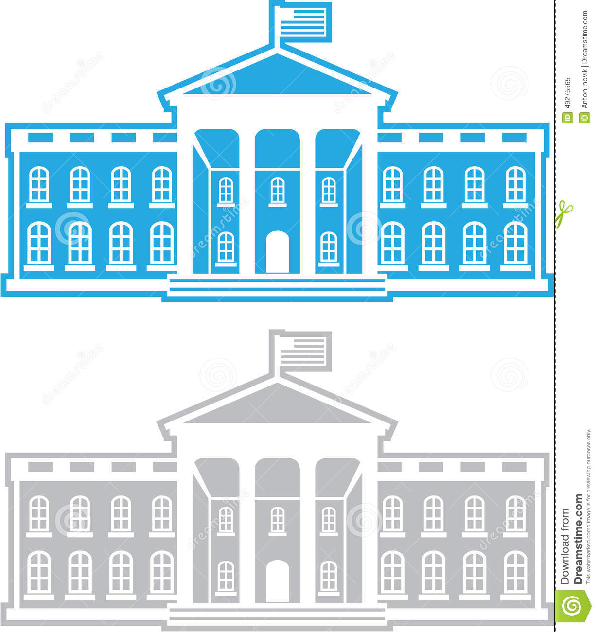 white house clip art pictures - photo #13