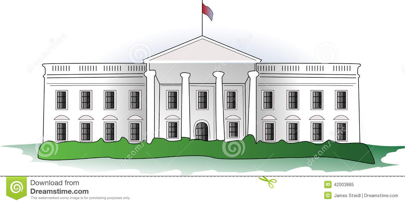 white house clip art pictures - photo #8