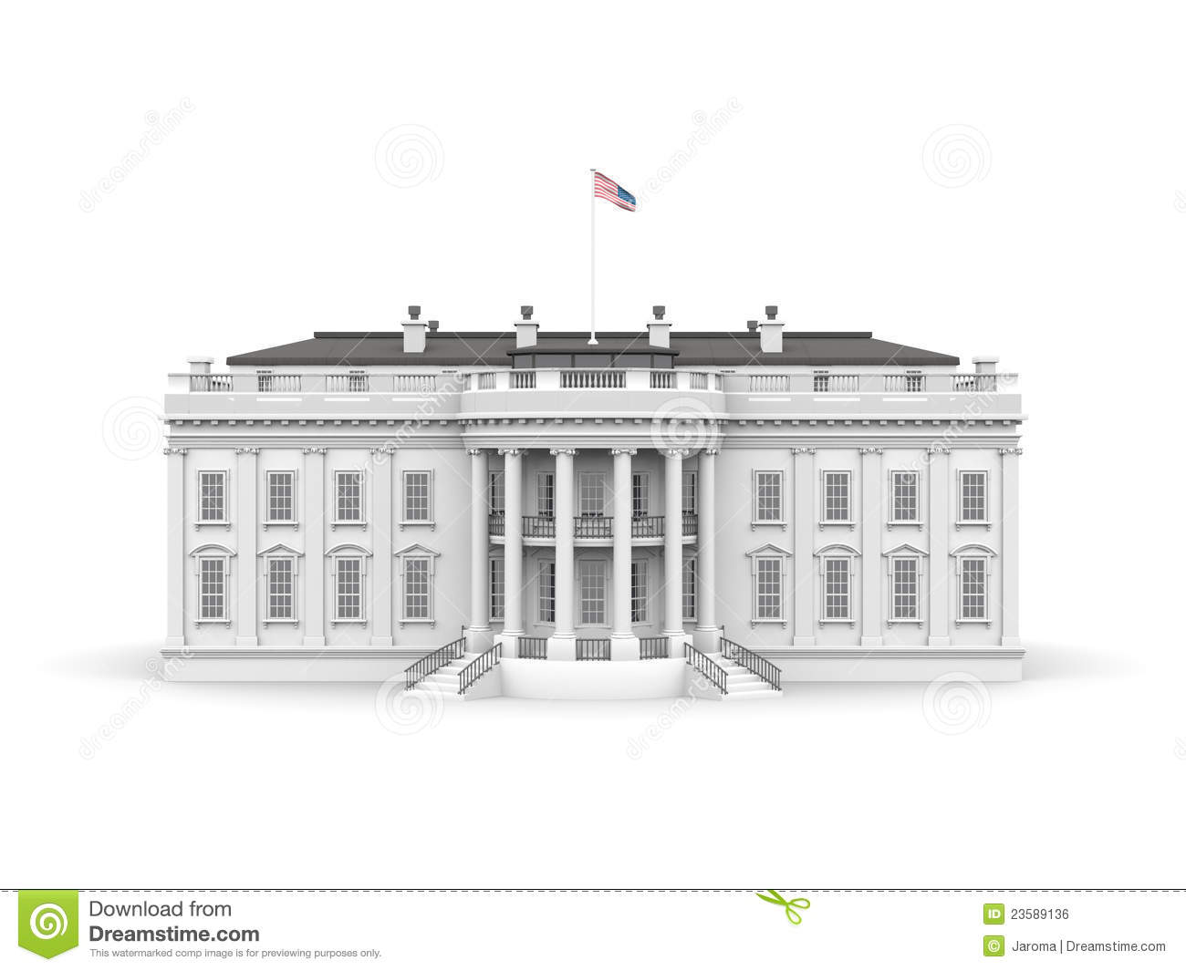 white house clip art pictures - photo #38