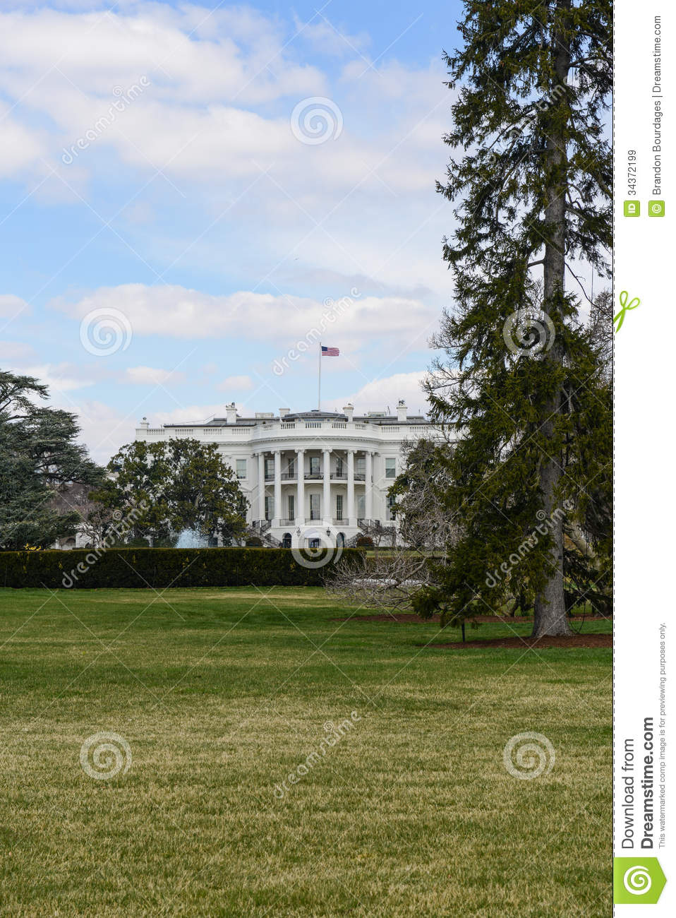 White house in washington dc royalty free stock images for Building a house in washington state