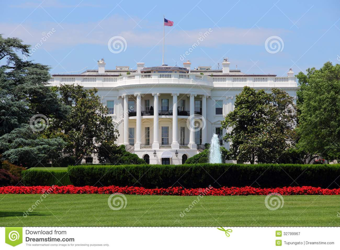 White House (TN) United States  city images : The White House In Washington Dc United States Stock Photo | Black ...