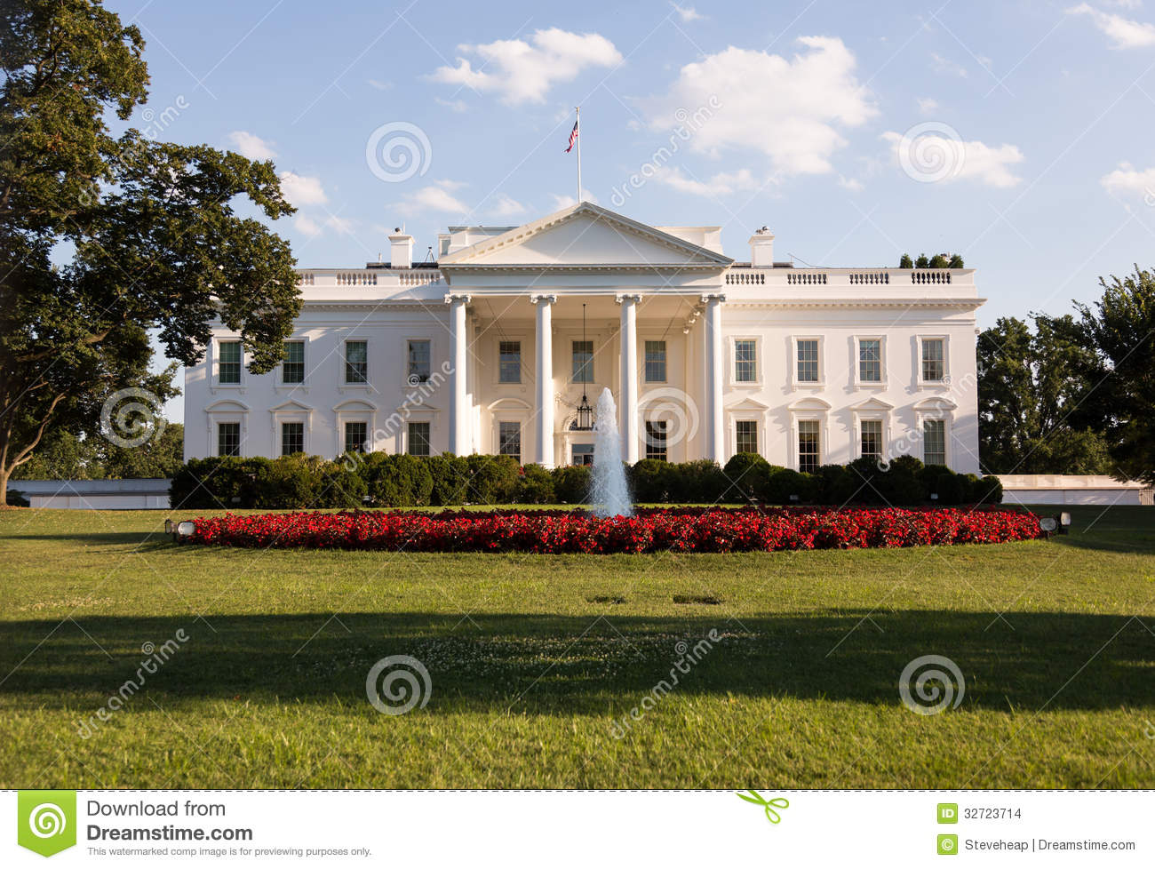 Where is the white house located in washington dc house for Washington state approved house plans