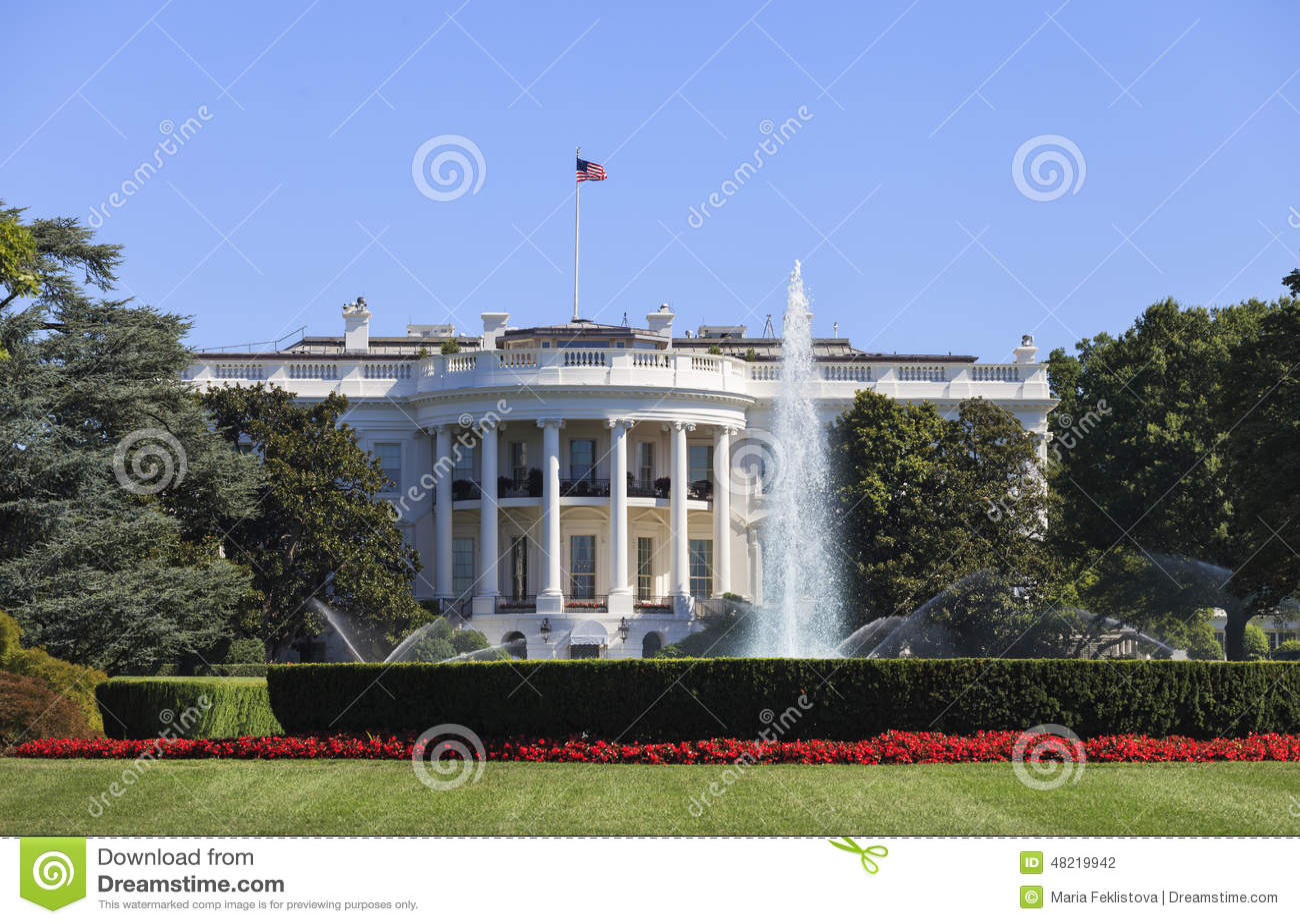 Sensational The White House Washington Dc Usa Editorial Photography Download Free Architecture Designs Lukepmadebymaigaardcom