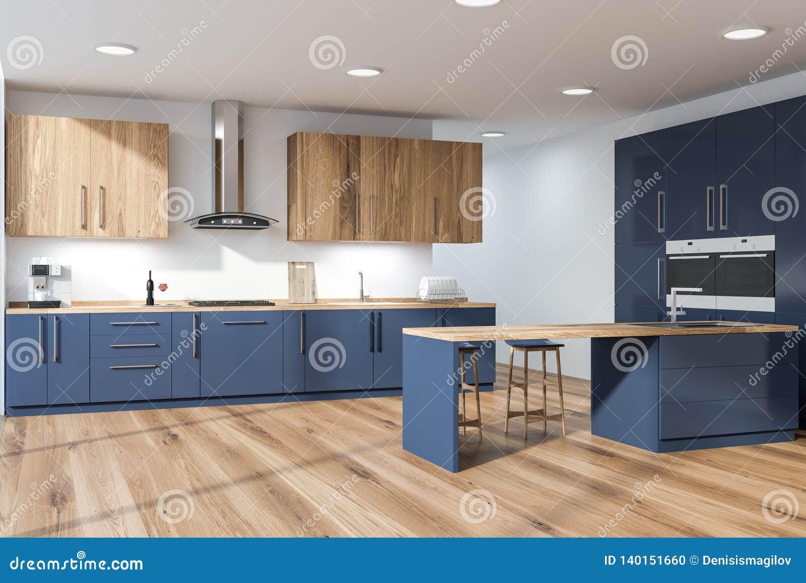 Fabulous White Kitchen Corner With Bar Stock Illustration Inzonedesignstudio Interior Chair Design Inzonedesignstudiocom