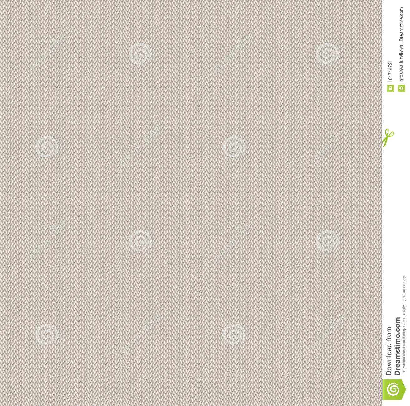 68c9738153e7 White Knitted Fabric Texture seamless background. Realistic knit vector  pattern. Winter sweater christmas illustration