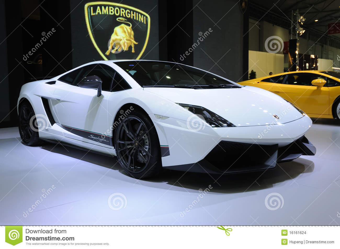 White Lamborghini, Gallardo LP 570-4 Superleggera ...