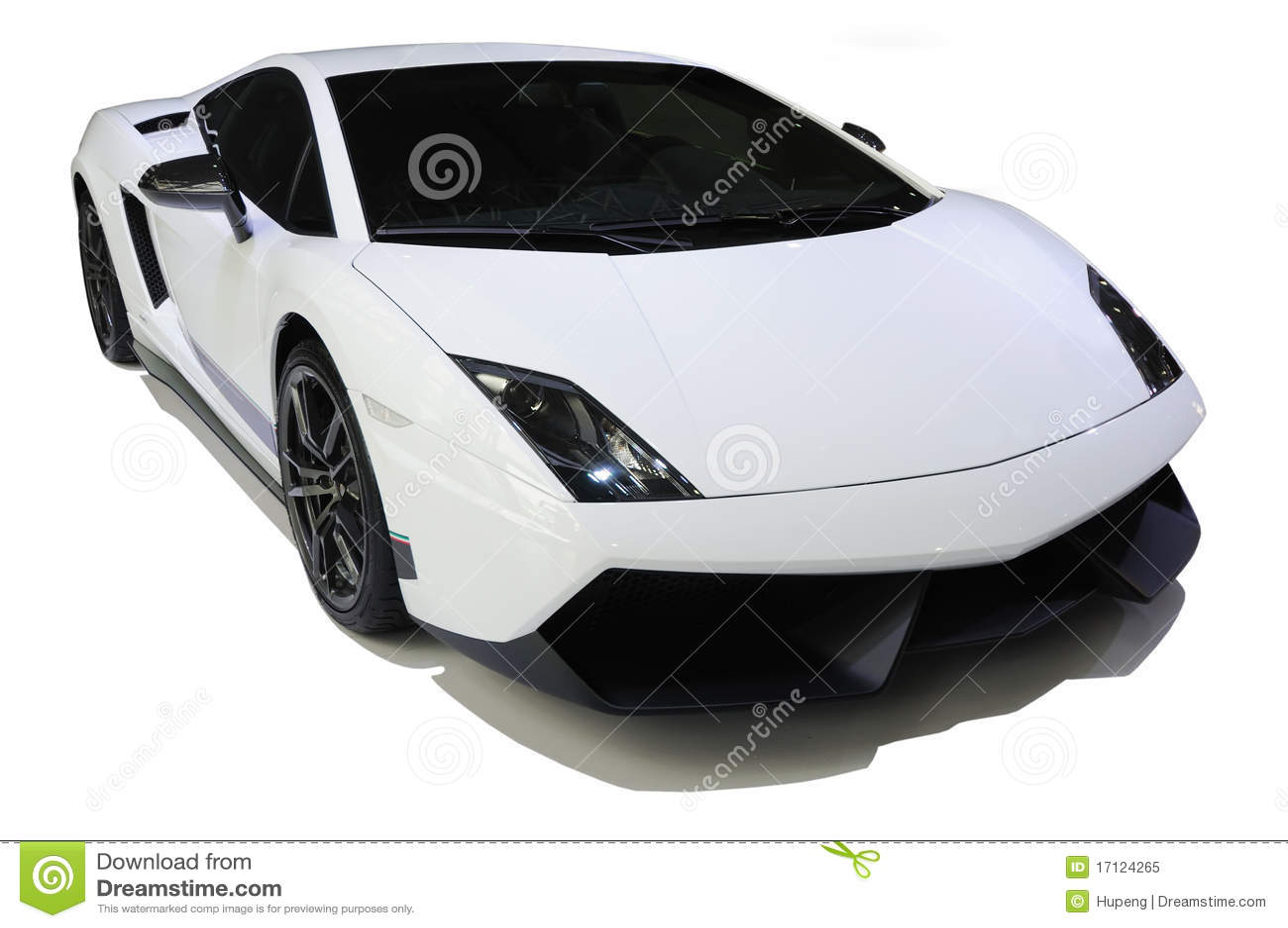 White Lamborghini, Gallardo LP 570-4 Superleggera Royalty ...
