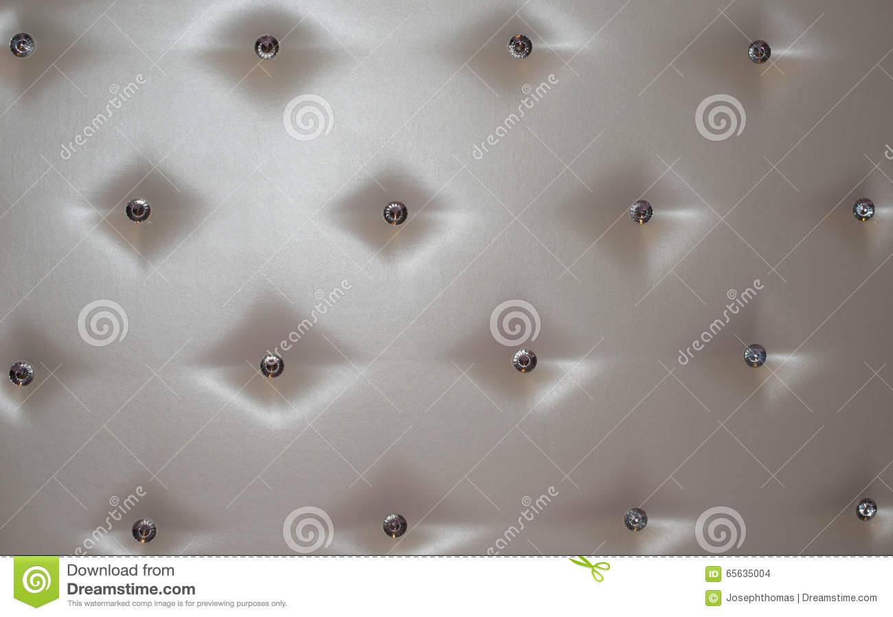Picture of: White Leather Background Sofa And Bed Stock Photo Image Of Diamond Room 65635004