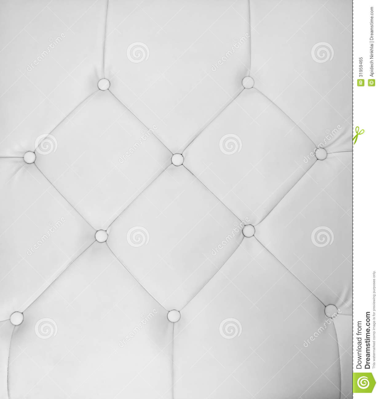 White Leather Sofa Royalty Free Stock Photo Image 31959465