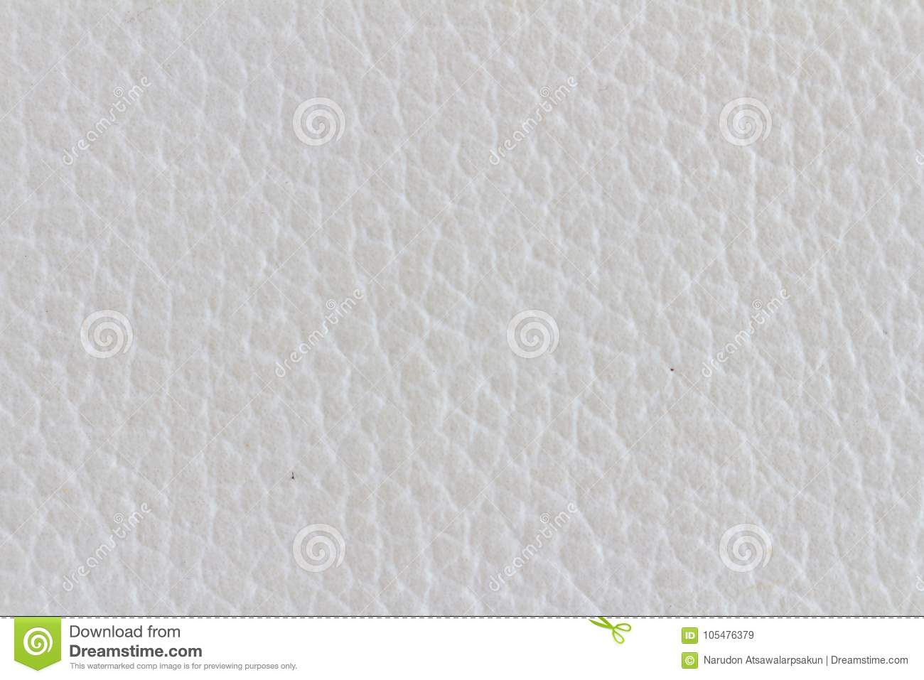 White Leather Sofa Texture Stock Image Image Of Natural