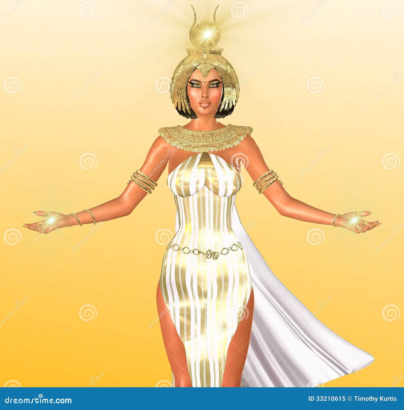 The White Light of Egypt