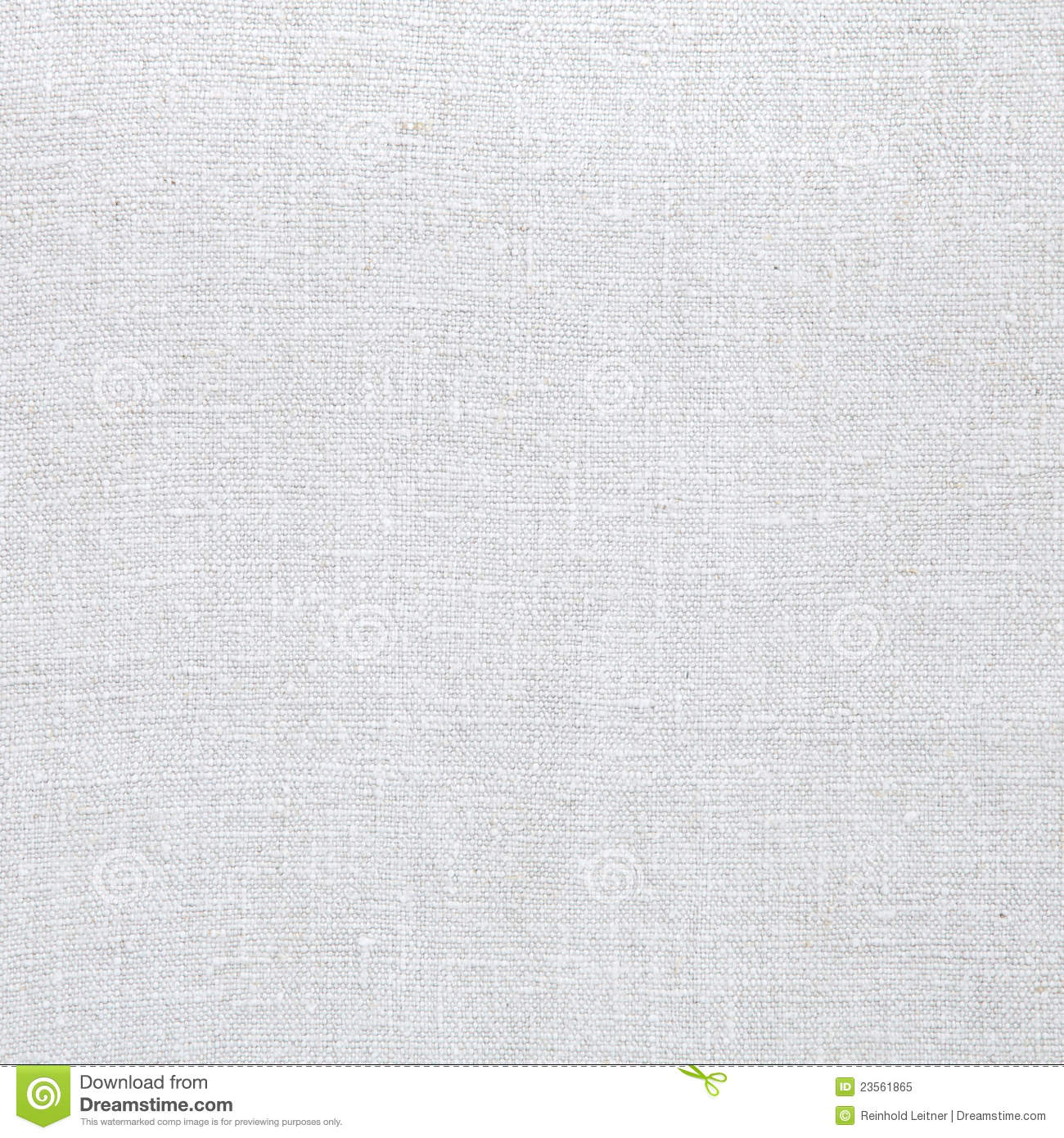 White Linen Texture Royalty Free Stock Photo