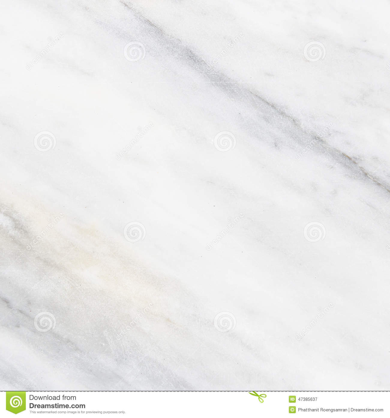 White Marble Texture Background High Resolution Stock Image