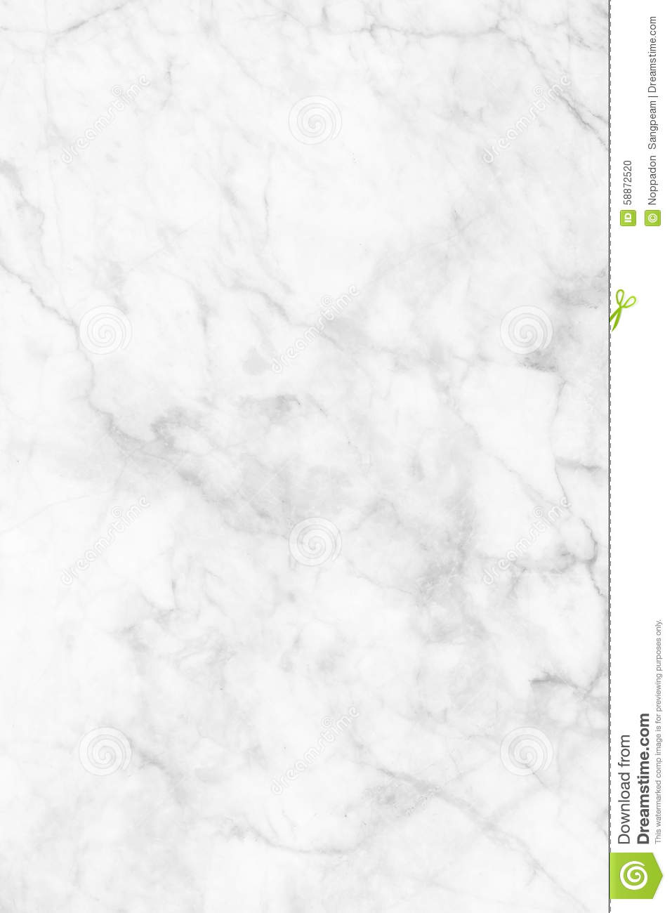 White Marble Texture Background Detailed Structure Of