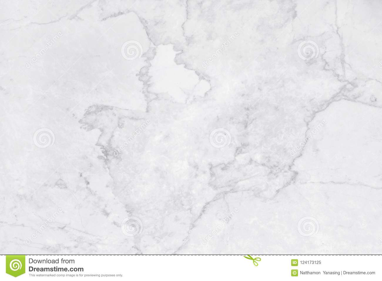 White Marble Texture In Natural Pattern With High Resolution