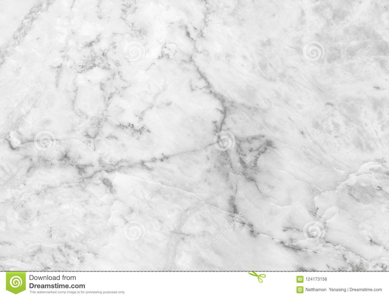 White Marble Texture In Natural Pattern With High Resolution For