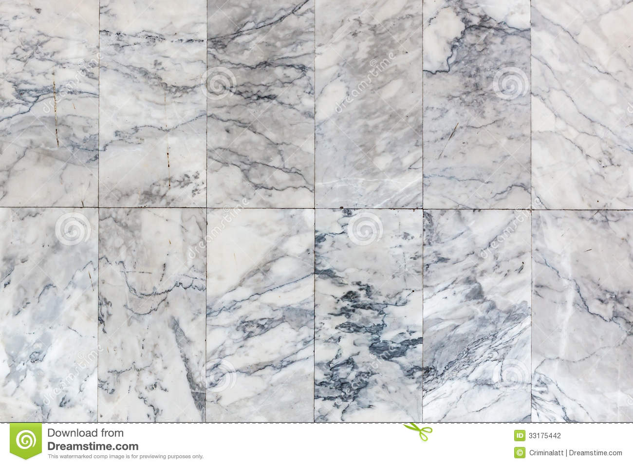 White Marble Texture Stock Photography Image 33175442