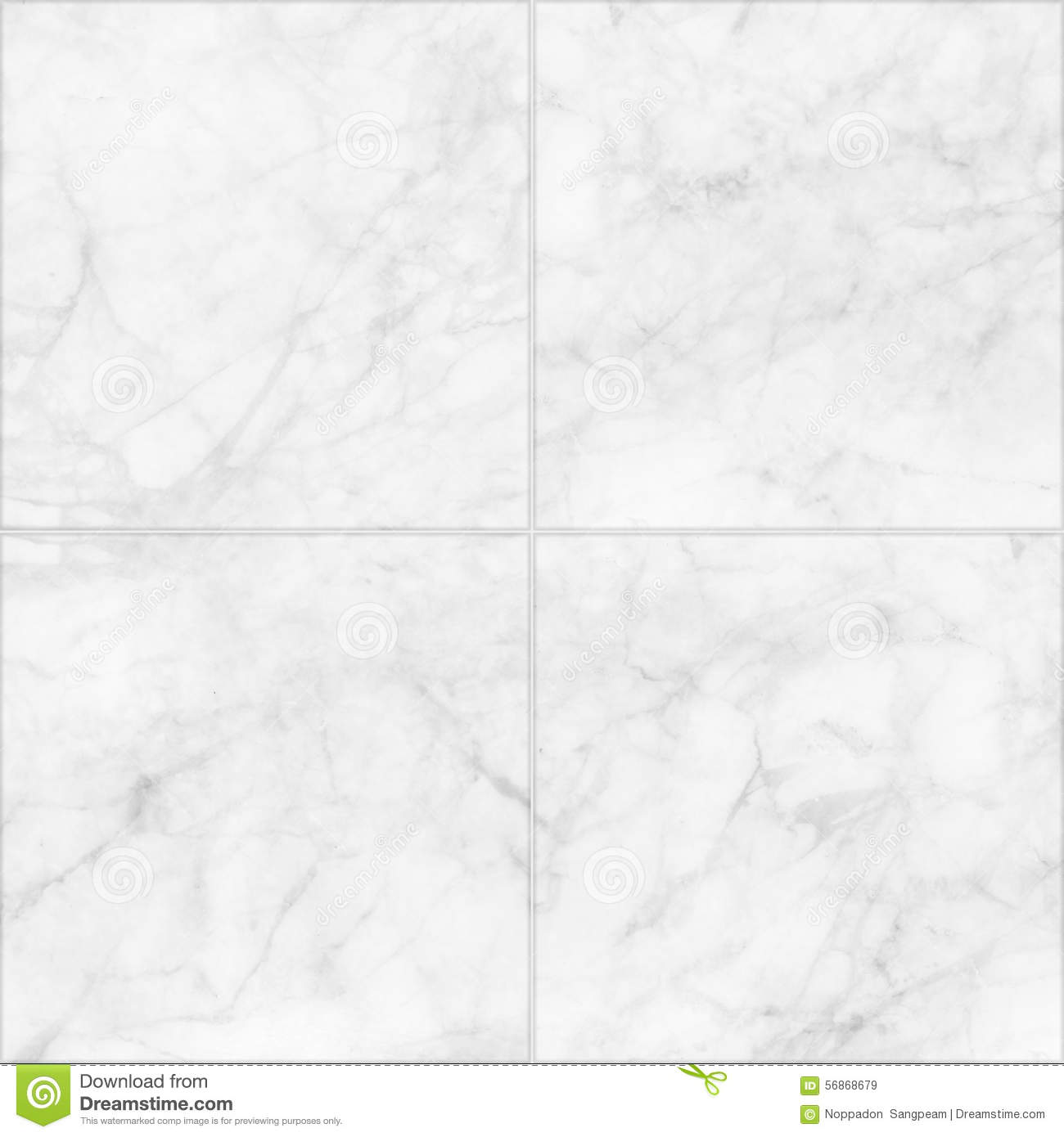 White Marble Tiles Seamless Flooring Texture For Background And Design Stock Image Image Of Ceramic Granite 56868679
