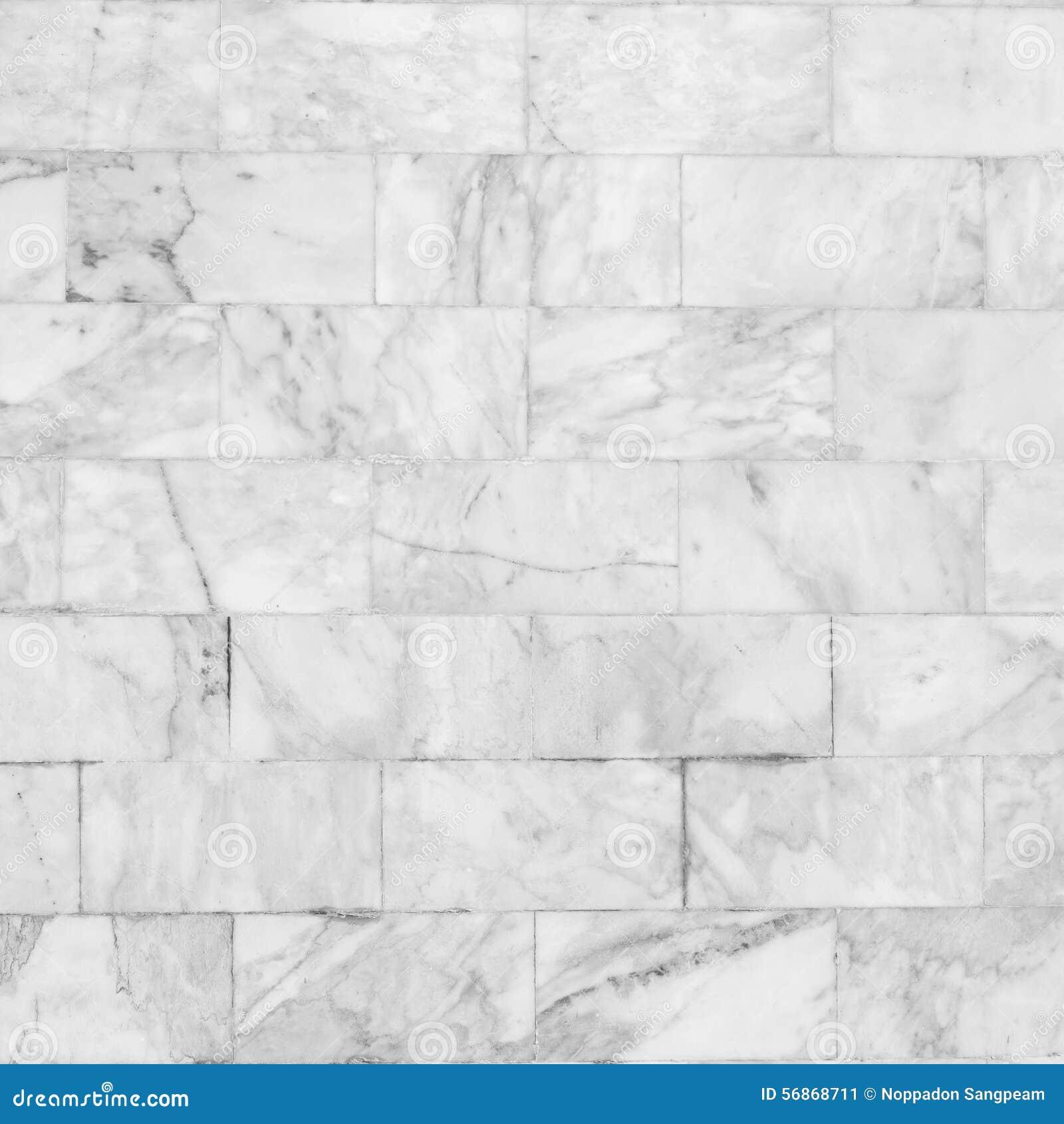 White Marble Tiles Seamless Flooring Texture For