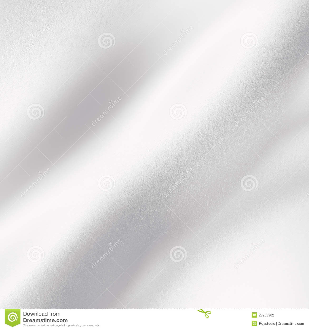 Black and white metal background texture smooth chrome metal plate.
