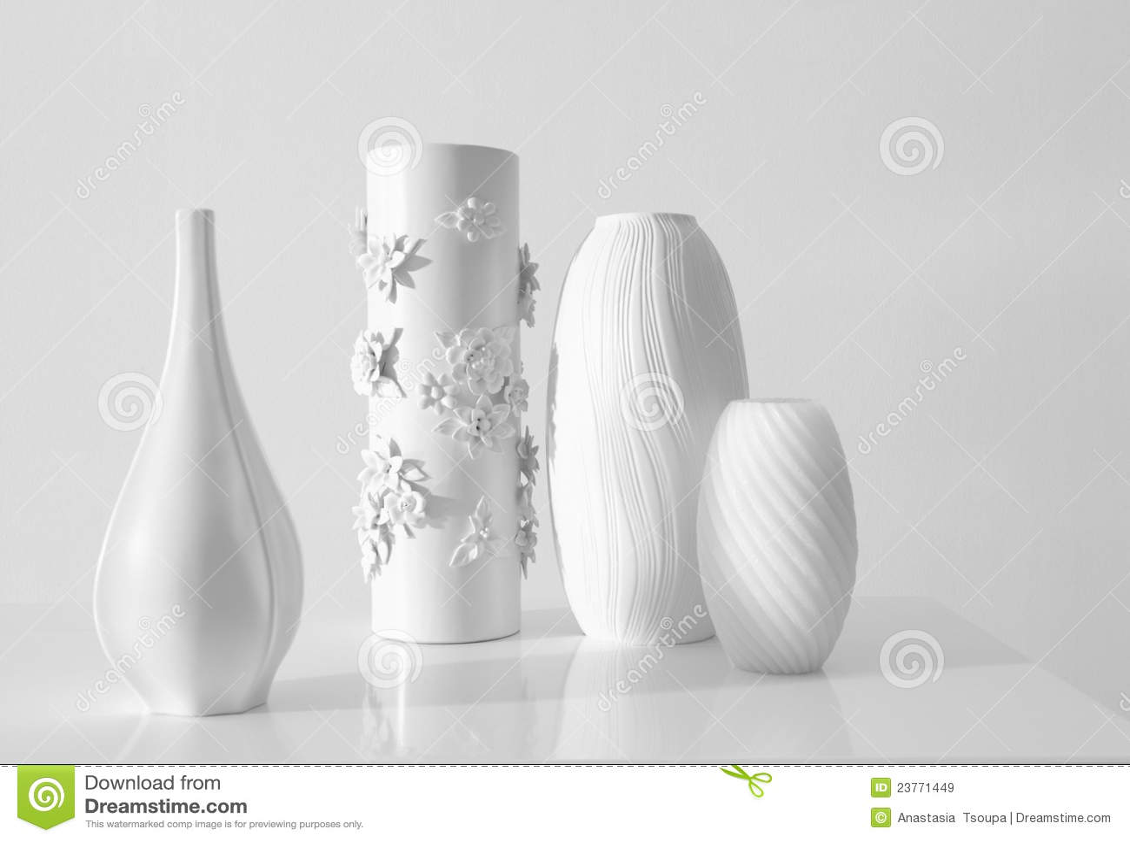 modern vase - modern vase stock photos image