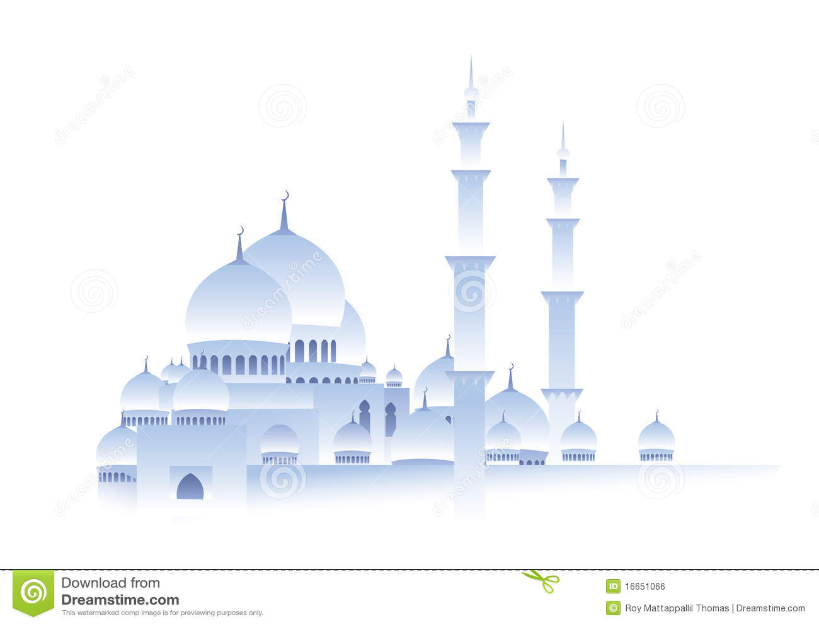 100 Foto Gambar Masjid Latar Putih Paling Keren