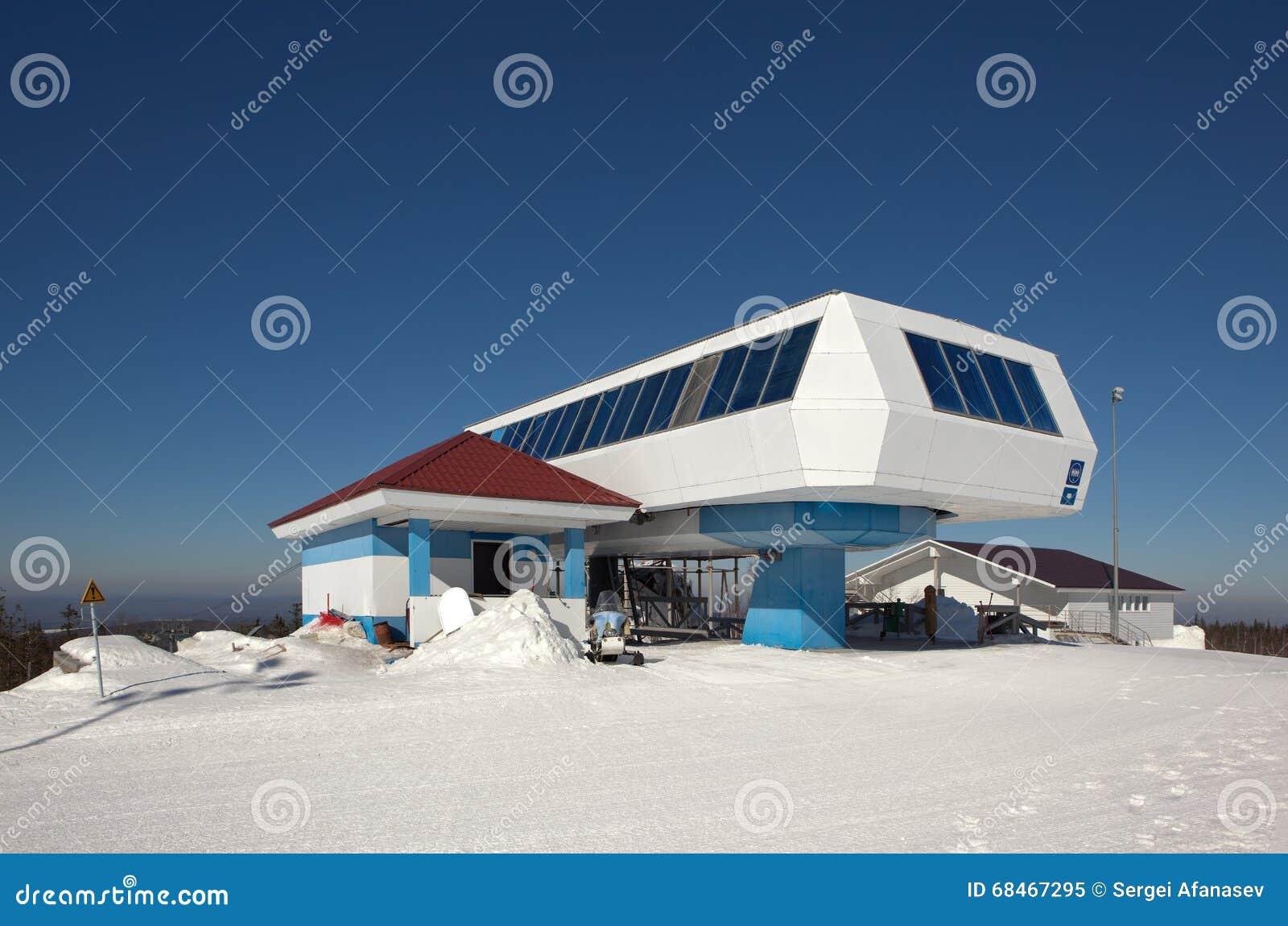 Mountain skiing complex Dolgaya (Nizhny Tagil) 64